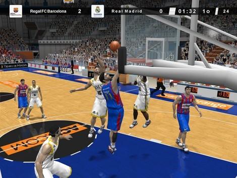 ACB Total 2009-2010 - Juegos divertidos - CONSOLAS Y VIDEOJUEGOS