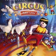 Videojuego : Playmobil Circus Wii