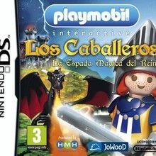 Videojuego : Playmobil Los Caballeros - La Espada Mágica del Reino