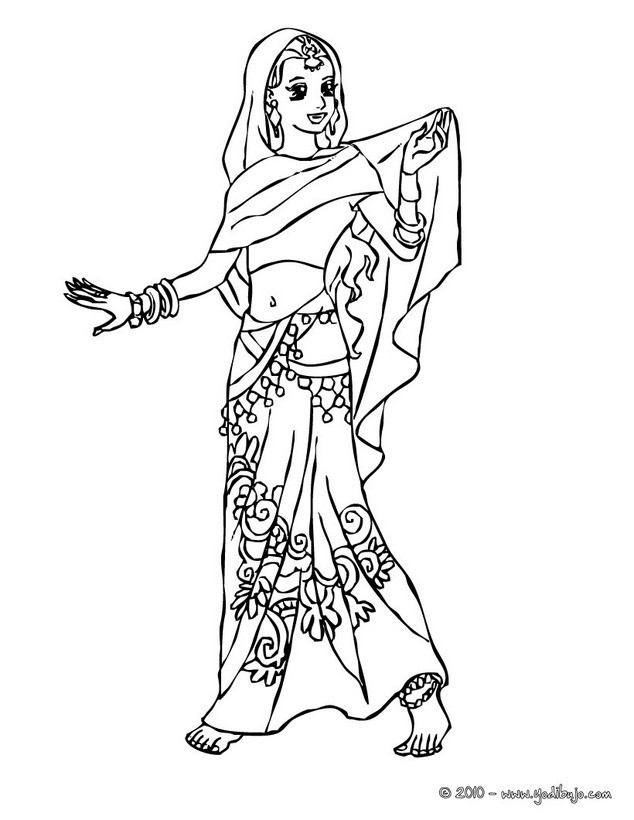 APRENDE Y DIVIERTETE: LA INDIA