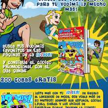 Tus COBAS Gratis de julio 2010 en la revista Dibus! nmero 124 - Lecturas Infantiles - Revista DIBUS!