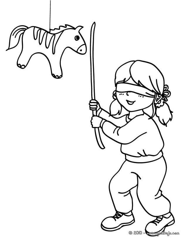 Dibujos para colorear padres para cumpleaños - es.hellokids.com