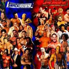 Puzzle WWE LUCHADORES