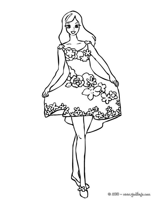 Dibujos para colorear HADAS  43 dibujos de fantasa para colorear