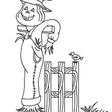 Dibujo de Jack o lantern para colorear halloween - Dibujos para Colorear y Pintar - Dibujos para colorear FIESTAS - Dibujos para colorear HALLOWEEN - Dibujos para colorear JACK O LANTERN HALLOWEEN
