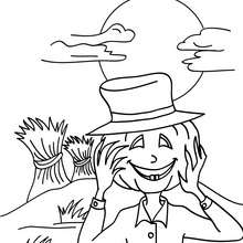 Dibujo de jack o lantern de halloween para colorear - Dibujos para Colorear y Pintar - Dibujos para colorear FIESTAS - Dibujos para colorear HALLOWEEN - Dibujos para colorear JACK O LANTERN HALLOWEEN