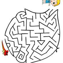 BUSCAR MI PELUCHE laberinto para niños - Juegos divertidos - Juegos de LABERINTOS - Laberintos PARA NIÑOS
