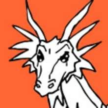 dragón, Dibujos para colorear DRAGONES