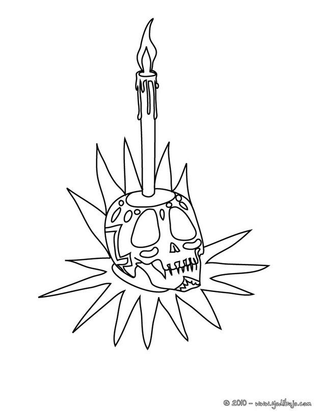 Día de los muertos : Dibujos para Colorear, Juegos Gratuitos, Videos ...