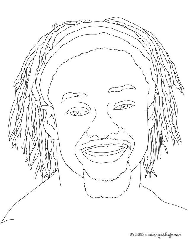 Dibujos de lucha libre para colorear kofi kingston para holidays oo