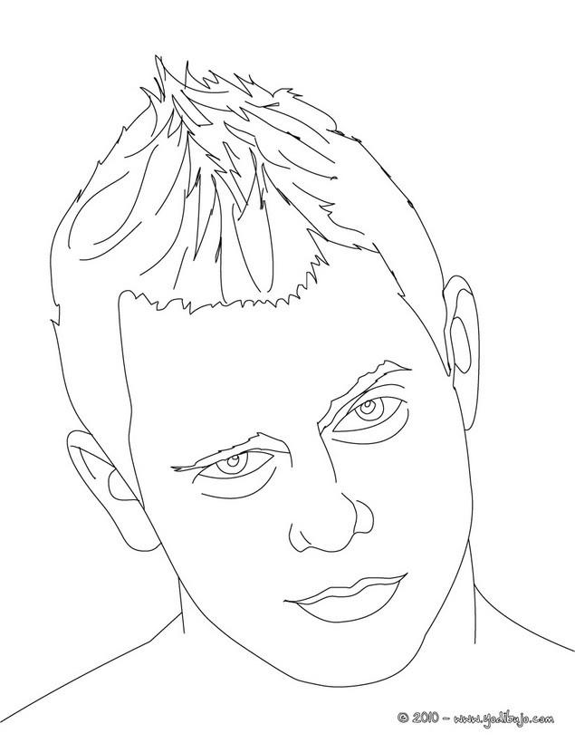 Dibujos para colorear the miz - es.hellokids.com