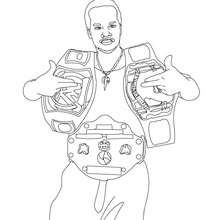 dolph ziggler coloring pages - wwe boogeyman coloring pages coloring pages