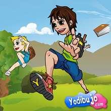 Puzzle julio fácil Yodibujo - Juegos divertidos - JUEGOS DE PUZZLES - Puzzles online de YODIBUJO