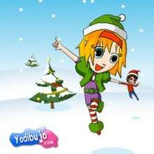 Rompecabezas elfo de navidad - Juegos divertidos - ROMPECABEZAS INFANTILES - Rompecabezas NAVIDAD