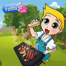 Puzzle barbacoa difícil Yodibujo - Juegos divertidos - JUEGOS DE PUZZLES - Puzzles online de YODIBUJO