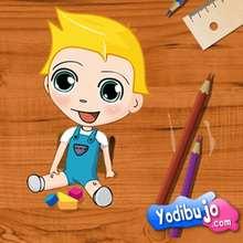 Puzzle vuelta al cole de Yodibujo - Juegos divertidos - JUEGOS DE PUZZLES - Puzzles online de YODIBUJO