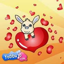 Puzzle en línea : Puzzle amor de Hellokids