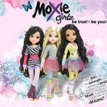 ¿Te acuerdas de las Moxie Girlz?