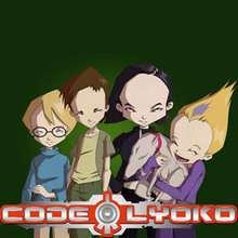 Puzzle codigo Lyoko poster