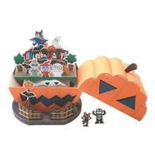 Manualidad infantil : Casa decorativa para Halloween
