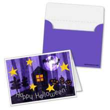 Invitación: Papel de escribir 2 - Manualidades para niños - HALLOWEEN manualidades - Invitaciones HALLOWEEN