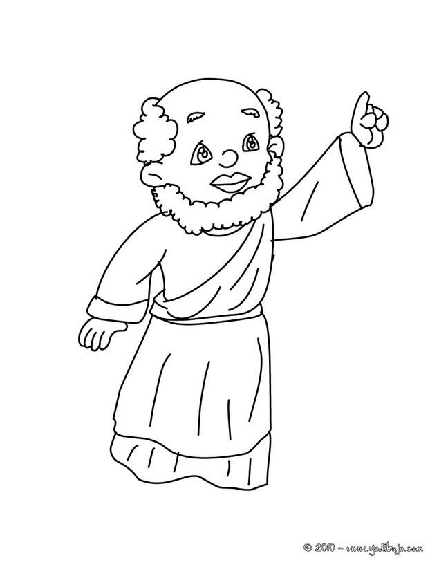 Dibujos para colorear baltasar el rey mago  eshellokidscom