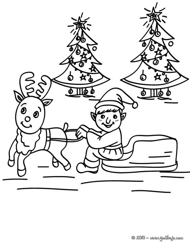 Reno : Dibujos para Colorear, Dibujo para Niños, Videos y Tutoriales ...