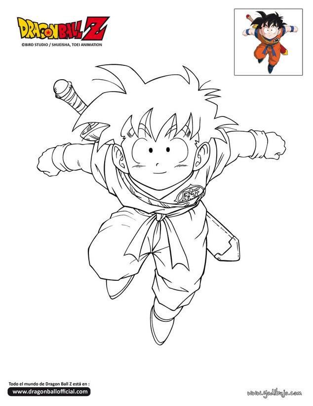 Dibujos para colorear goanda  eshellokidscom