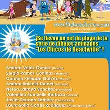 Resultados concurso KidsCo TV