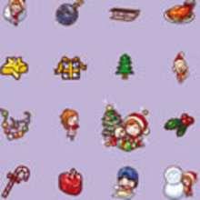 Calendario de adviento BABYSITTING MAMA (parte 2) - Dibujos para Colorear y Pintar - Dibujos para colorear PERSONAJES - Dibujos para colorear y pintar PERSONAJES - COOKING MAMA WORLD para colorear - BABYSITTING MAMA Nintendo DS para colorear