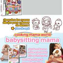 Cooking MAMA - BABYSITTING MAMA