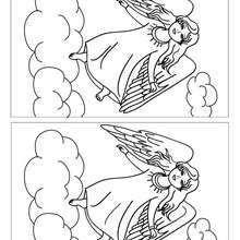 ANGEL NAVIDEÑO busca las 12 diferencias