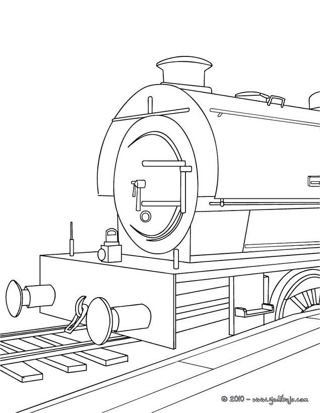 Locomotora : Dibujos para Colorear, Videos y Tutoriales, Lecturas ...