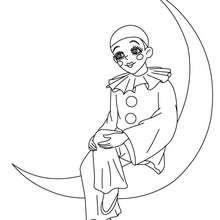 Pierrot en la Luna