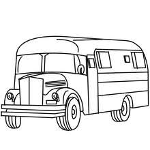 viejo autobus