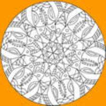 Dibujos para colorear MANDALAS para jovenes - Dibujos para colorear MANDALAS - Dibujos para Colorear y Pintar