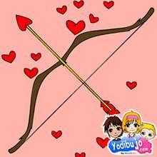Rompecabezas  : Flechas del Amor
