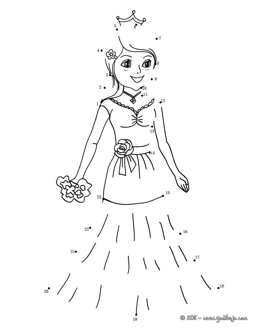 Juegos gratuitos de disfraz de princesa carnaval unir puntos  es