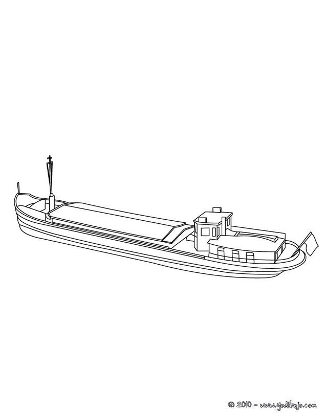 Dibujos Para Colorear Barcos 20 Dibujos De Barcos Para