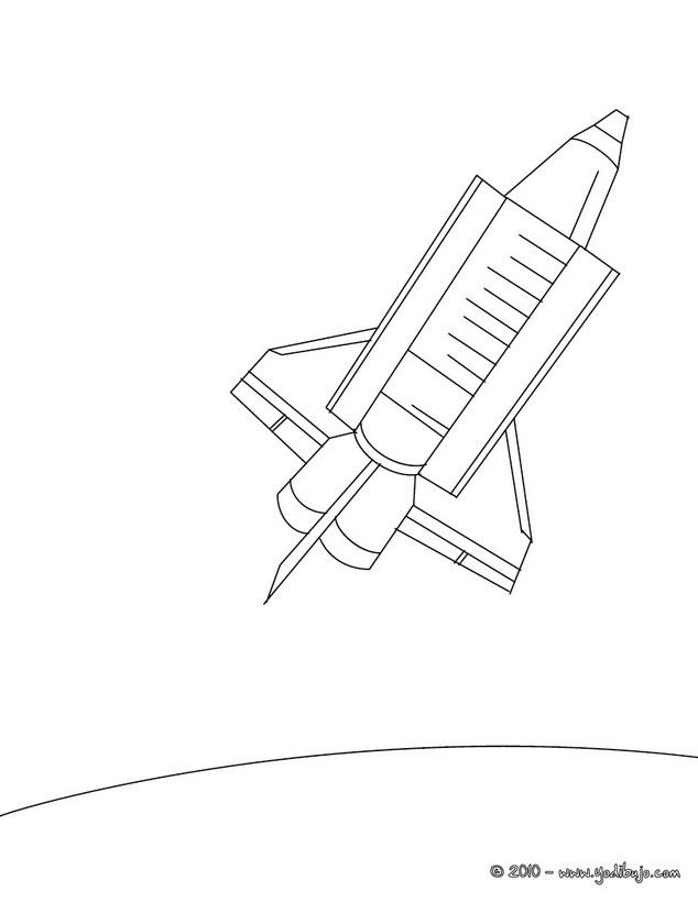 Increíble Colorear Página Cohete Para Colorear Páginas 22 Colección ...