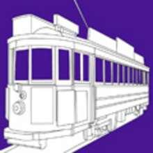 Dibujos para colorear de TRANVÍA - Dibujos para colorear MEDIOS DE TRANSPORTE - Dibujos para Colorear y Pintar