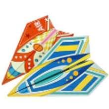 Origami Avion - Manualidades para niños - ORIGAMI - ORIGAMI doblado de papel