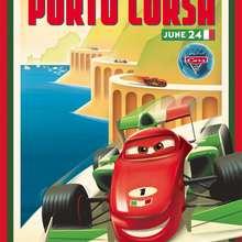 Dibujo Cars 2 en Italia