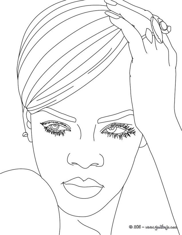 Dibujos para colorear famosos - es.hellokids.com