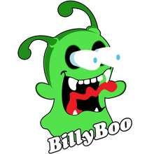 Dibujo de BILLY BOO - Dibujar Dibujos - Dibujos para VER - Dibujos BOOMONSTER