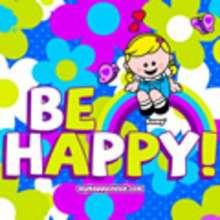 HAPPY CLOUD para colorear - Dibujos para colorear PERSONAJES - Dibujos para Colorear y Pintar