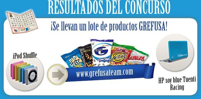 Concurso GREFUSA