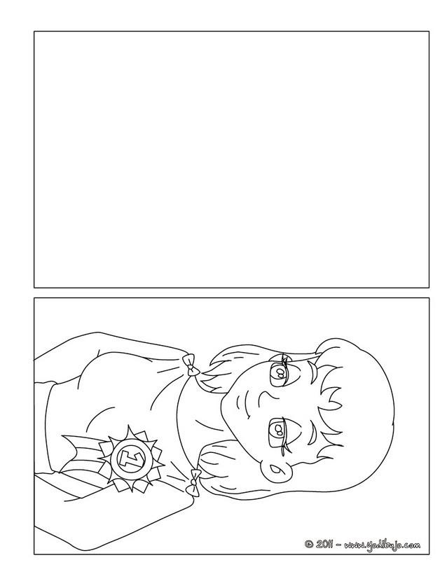Tarjetas para colorear DIA DE LA MADRE - 10 páginas para pintar e ...