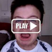Keenan cantando Teenage Dream - Videos infantiles gratis - Videos chistosos
