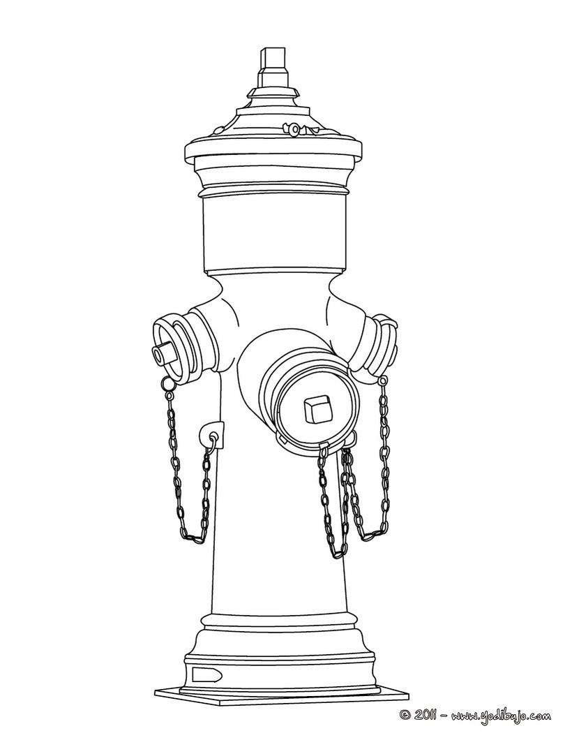 Worksheet. Dibujos para colorear un camin de bomberos  eshellokidscom